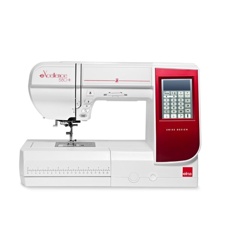 Elna eXcellence EL580+ Sewing Machine