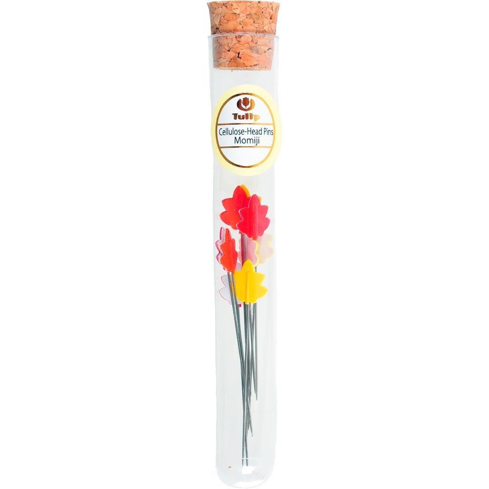 Hiroshima - Tulip Cellulose - Head Pins Momiji