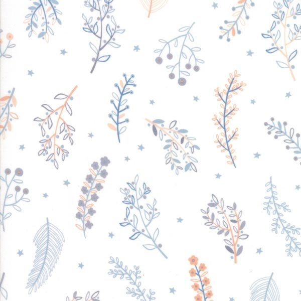 Wild & Free - Blooms - By Abi Hall for Moda 30% Off!