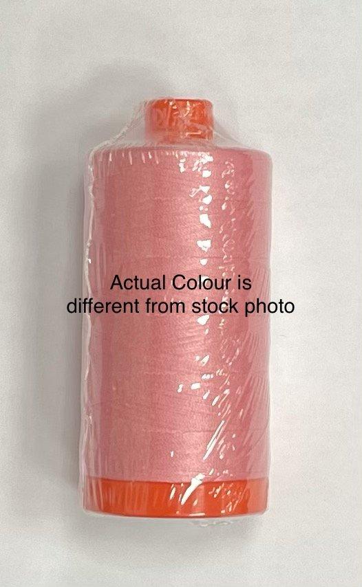 AURIfil  Mako 50 wt Bright Pink 2425 1300m
