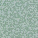 Impressions Scroll Light Greens - Clothworks