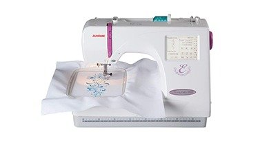 Janome 350e Embroidery Only