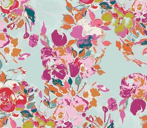 Art Gallery Fabrics (AGF) - Bloomsbury Knit - Botanist's Poem
