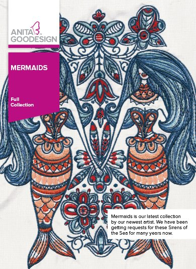 Anita Goodesign - Mermaids