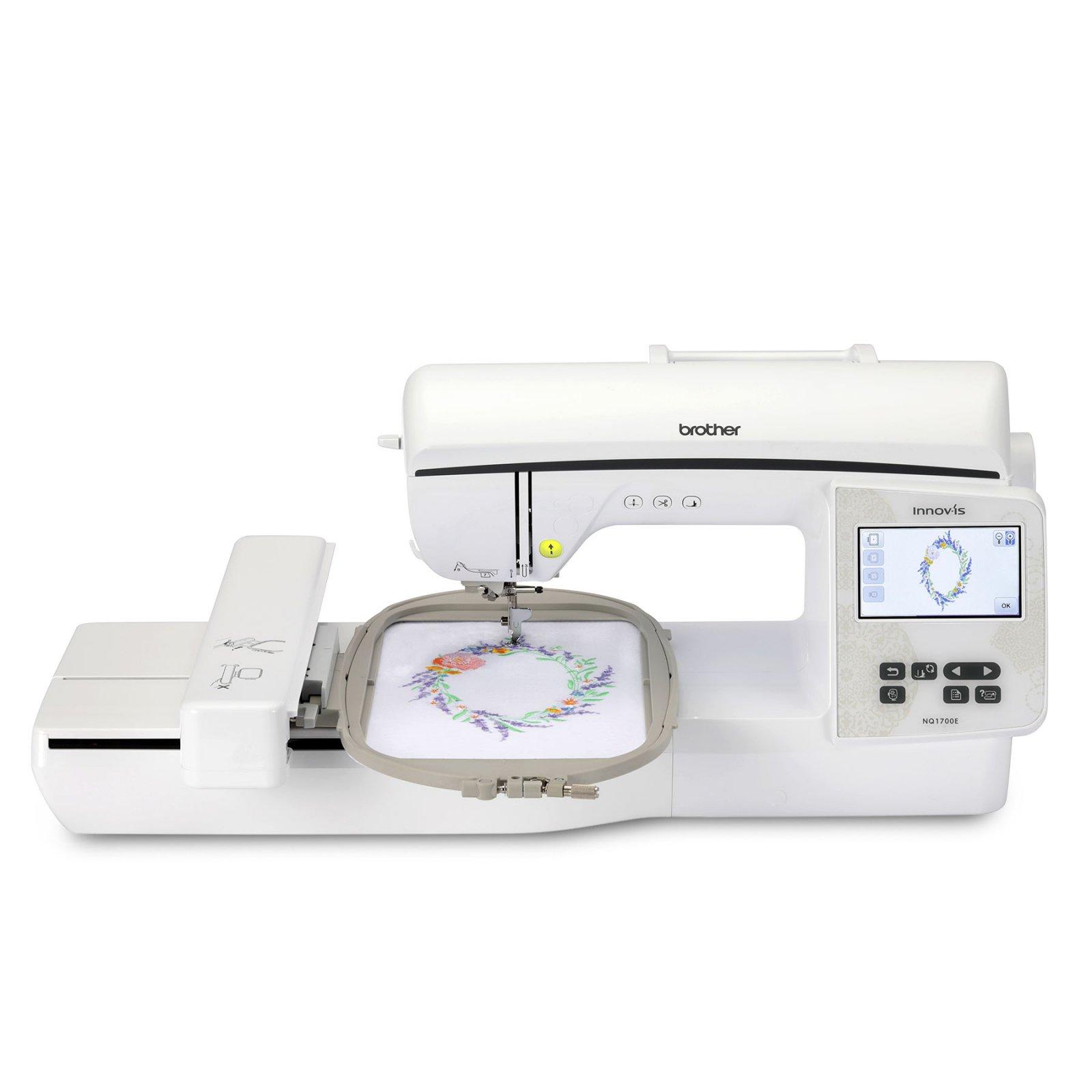 Brother NQ1700E The Fashion Creator 2 Embroidery Machine - NEW!