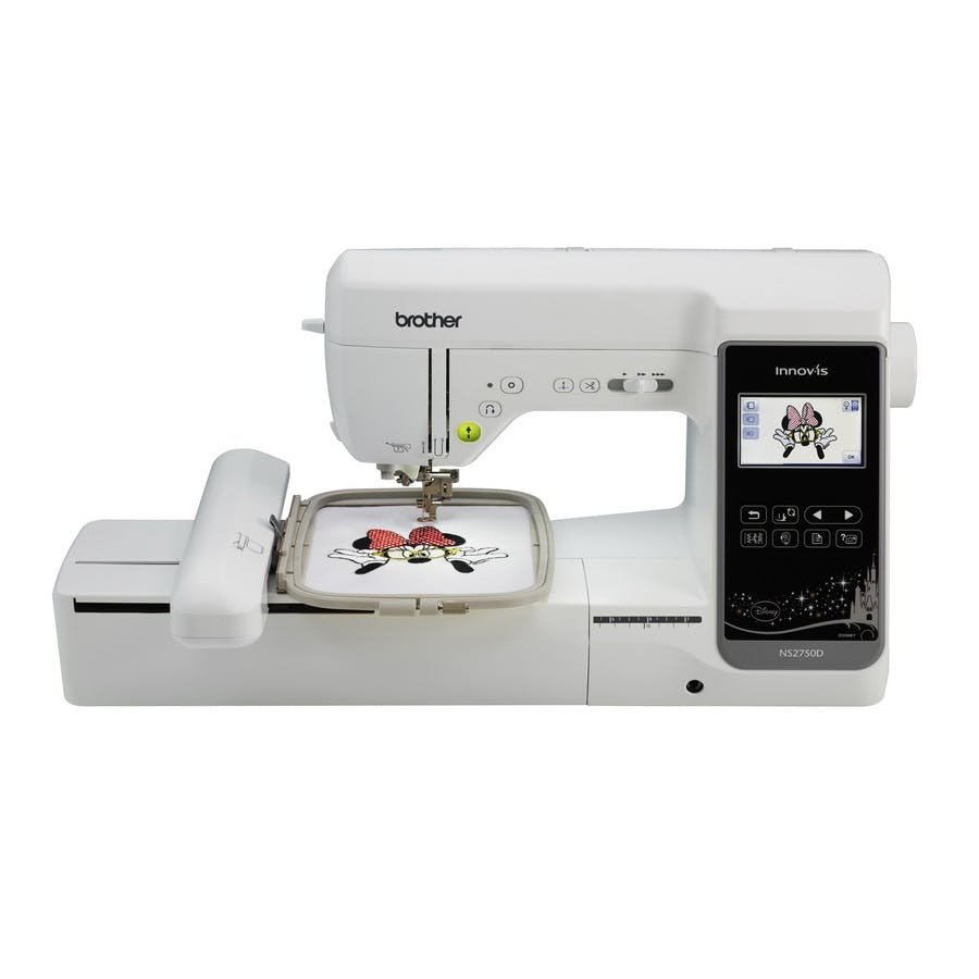 Brother NS2750D Sewing, Quilting & Embroidery Machine - Floor Model Only