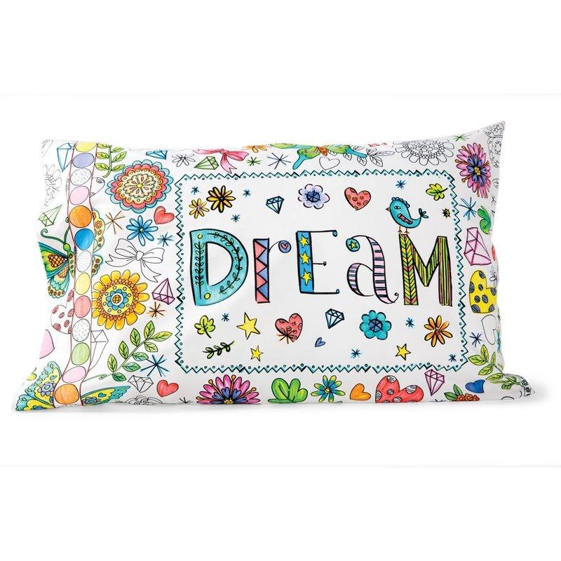 Crayola Coloring Pillow Panel Dream - Riley Blake