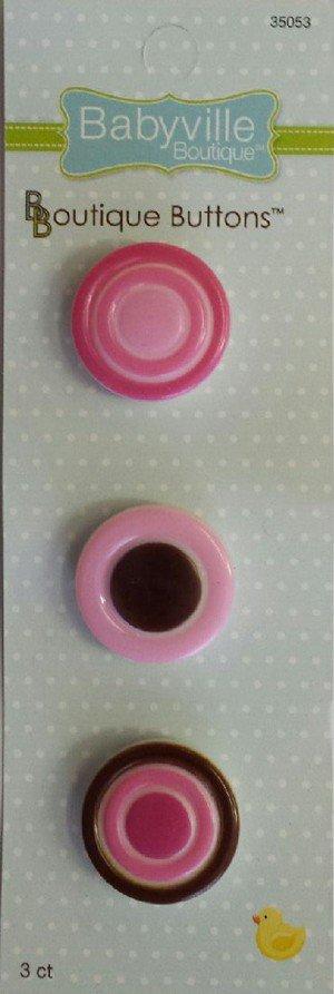 Babyville Boutique Buttons