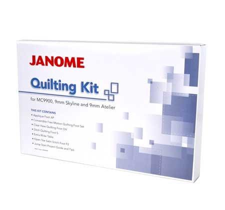 Janome S5/S7 Quilt Kit