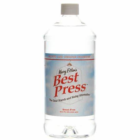Best Press Scent Free 16.9 oz