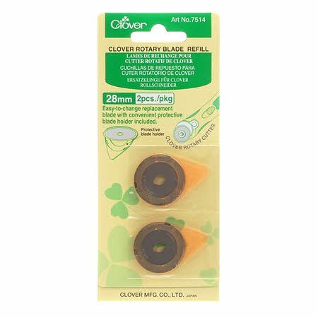 Clover 28mm Replacement Blade