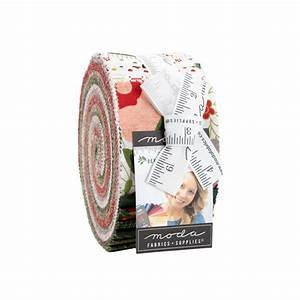 Hustle And Bustle Jelly Roll by Basic Grey for Moda