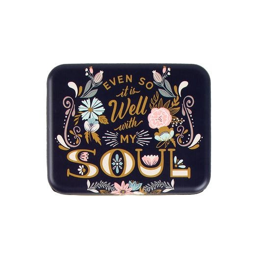 Well With My Soul Tin by Moda