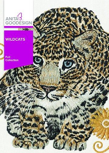 Anita Goodesign - Wild Cats