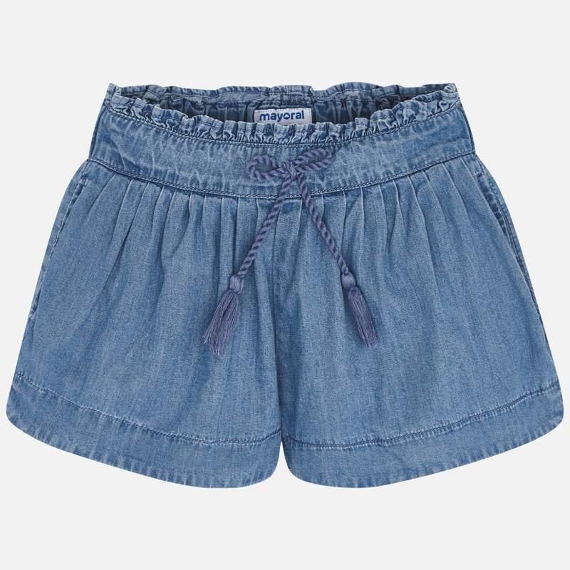 A Mayoral Denim Shorts