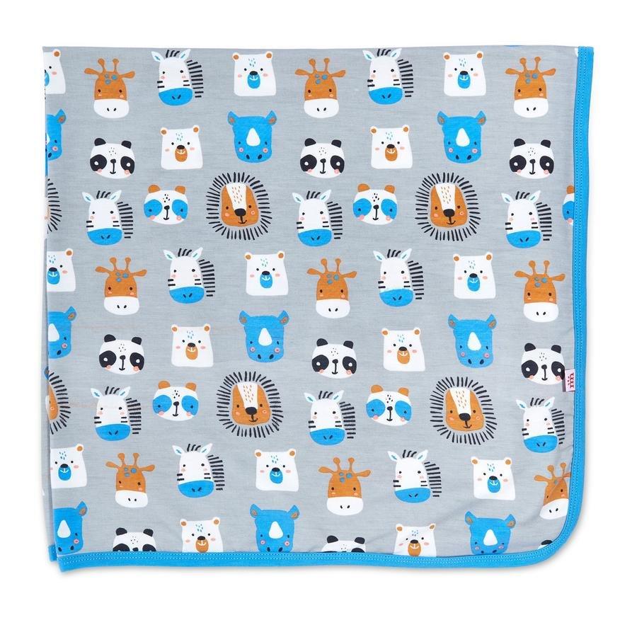 Animal House Modal Blanket