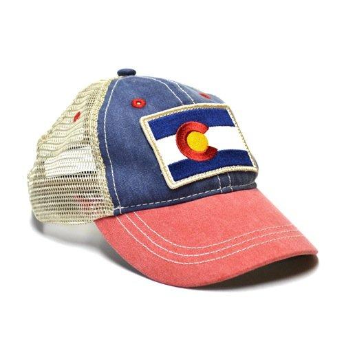Colorado Red Vintage Hat