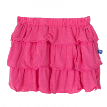 Kickee Pants Winter Rose Ruffle Skirt