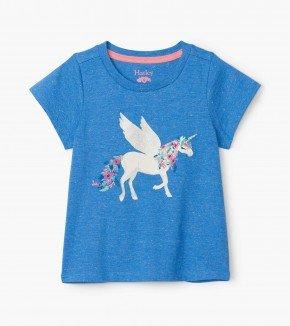 A Hatley Indigo Pegasus Tee
