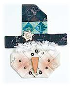 Ice Cream Shot Fabric Kit