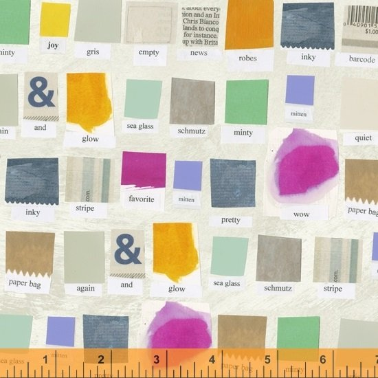 Color Theory from Windham Fabrics