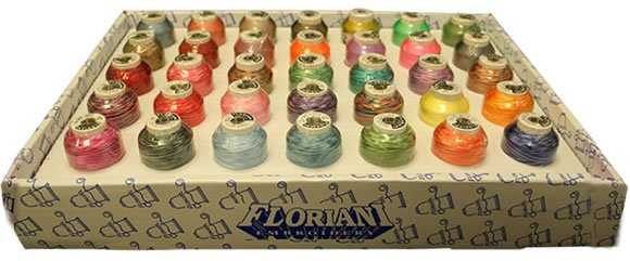 Floriani Creative Thread Collection