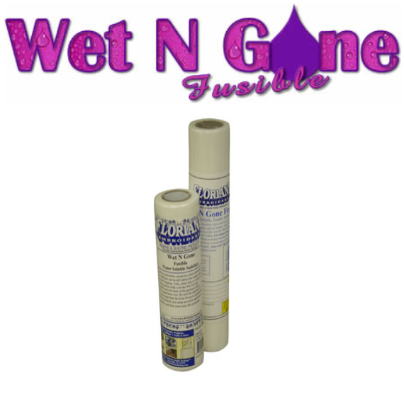 Floriani's Wet N Gone - Fusible
