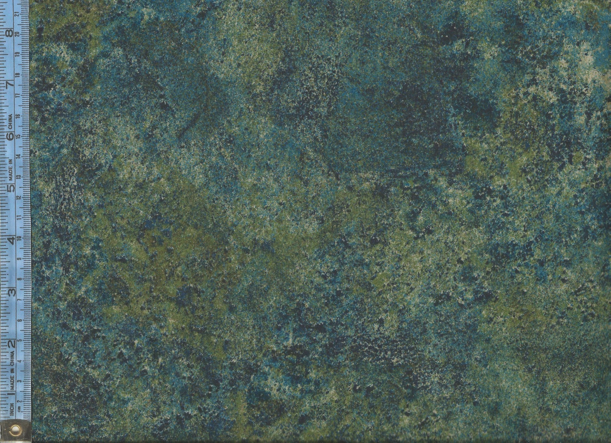 Stonehenge Gradations blue planet shades of turquoise with green