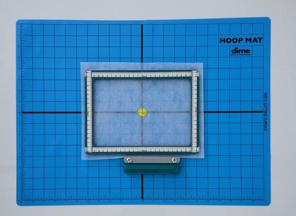Hoop Mat Non-Slip 16x22