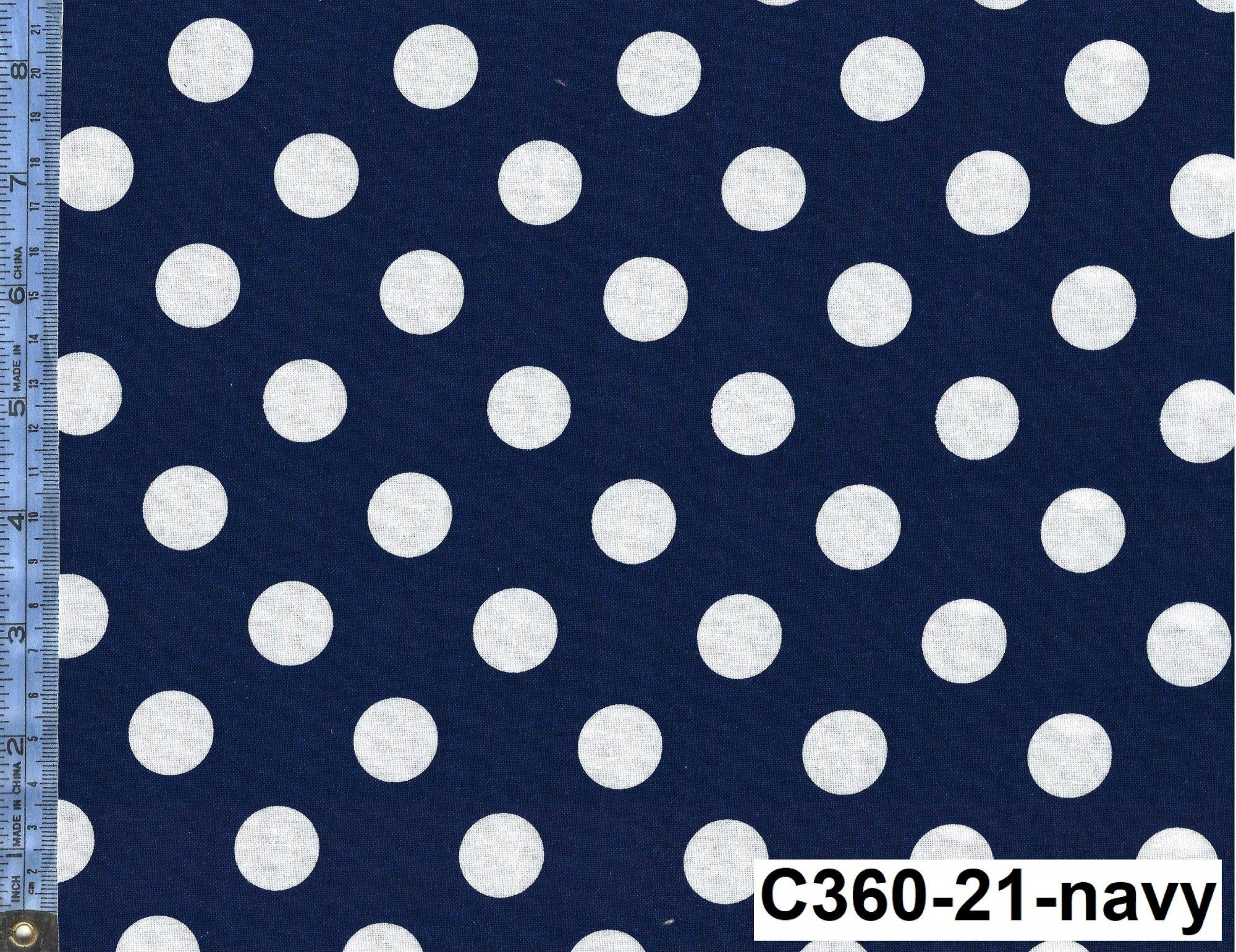 Medium Dots from Riley Blake Designs