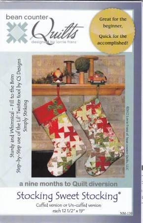 Stocking Sweet Stocking Pattern