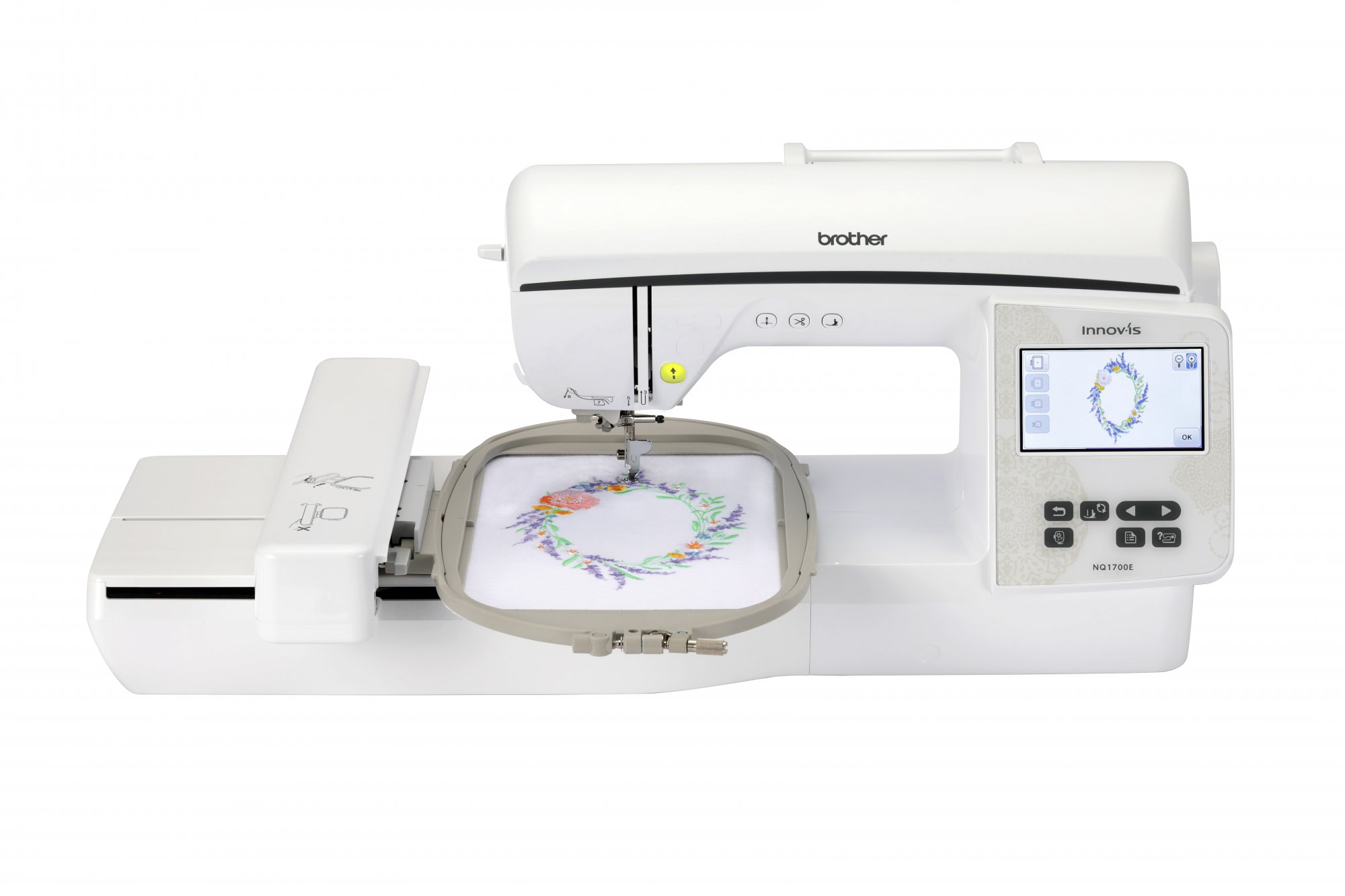 Brother NQ1700E Embroidery Only Machine W/SABESBLUE
