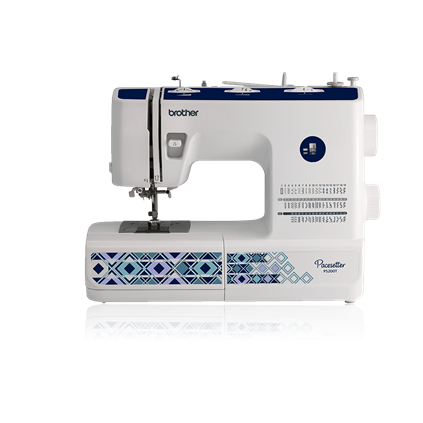 Brother Sewing Machine, 53 Built In Stitches, 1 One Step Buttonhole