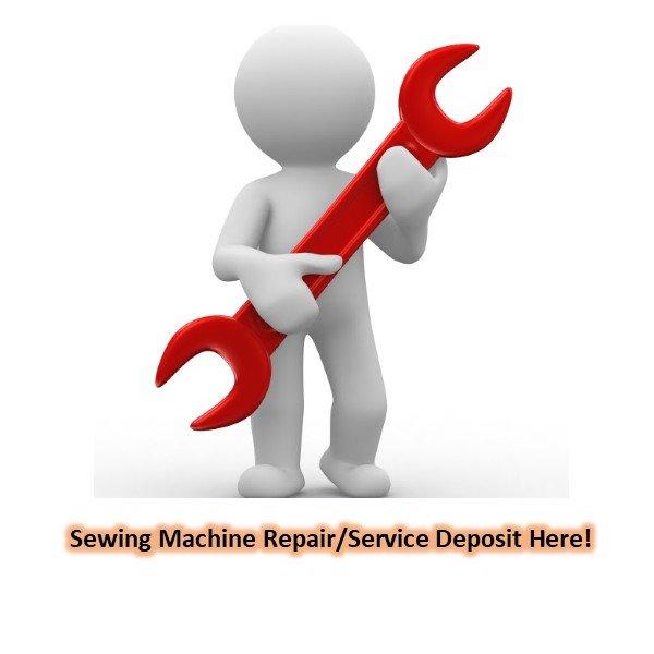 Machine Service Deposit