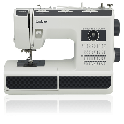 Brother Strong and Tough Sewing Machine ST371HD