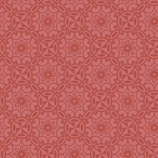Home Grown Medallion Red 6805-10
