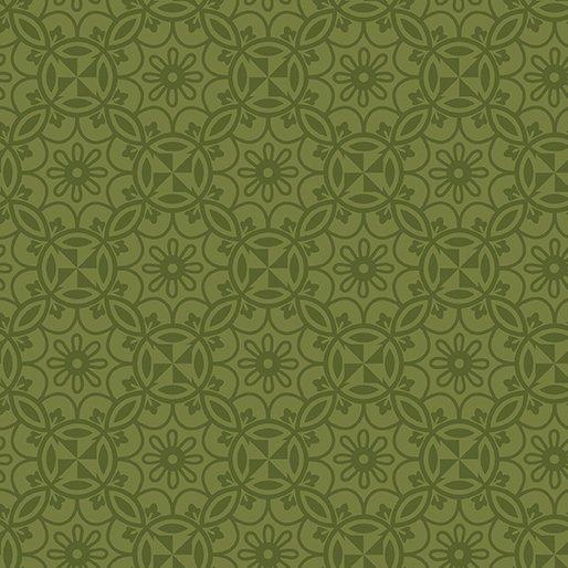 Home Grown Medallion Green 6805-40