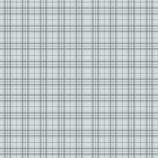Home Grown Plaid Gray 6807-08