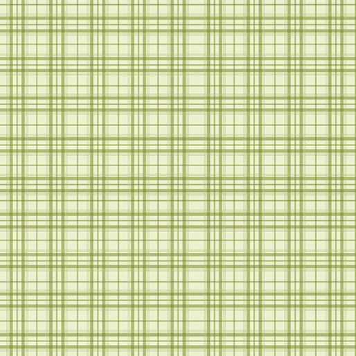 Home Grown Plaid Green 6807-40