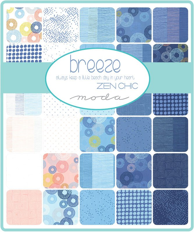 Breeze 32pc Fat Quarter Bundle