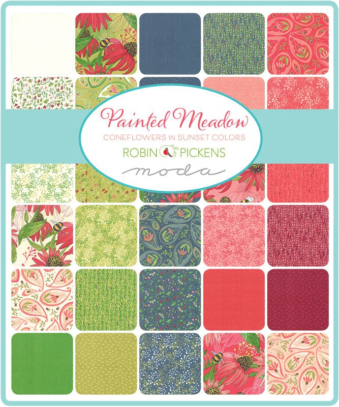 Painted Meadow 31pc Fat Quarter Bundle