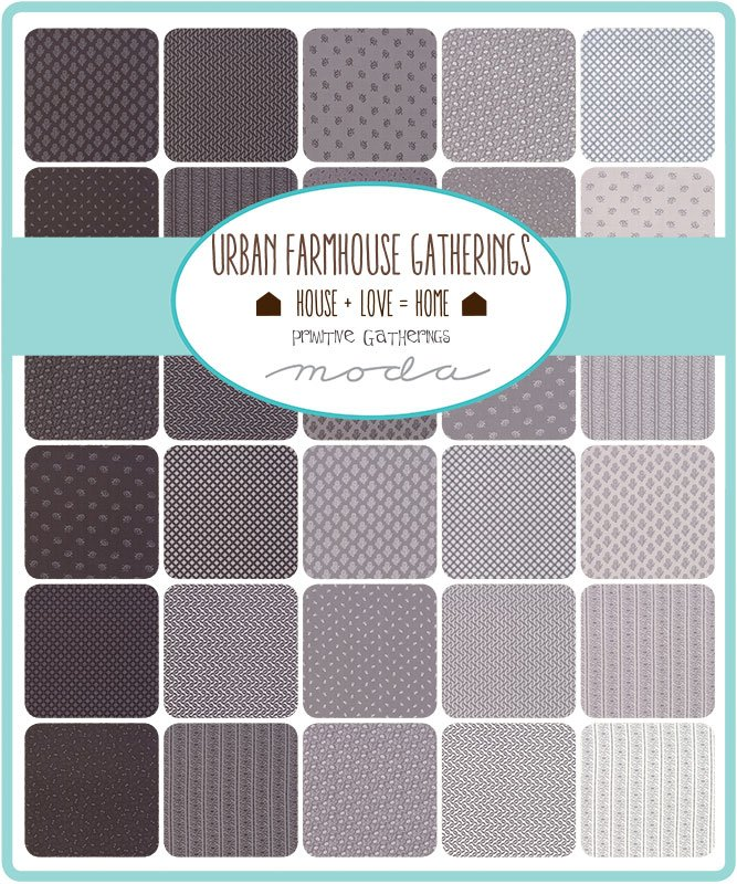 Urban Farmhouse 22pc Fat Quarter Bundle