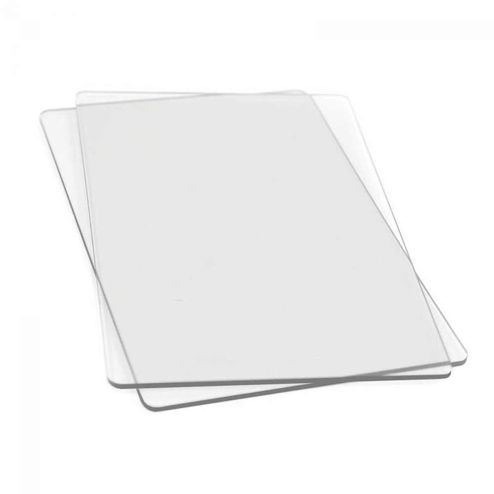 Sizzix Cutting Pads Standard Size One Pair