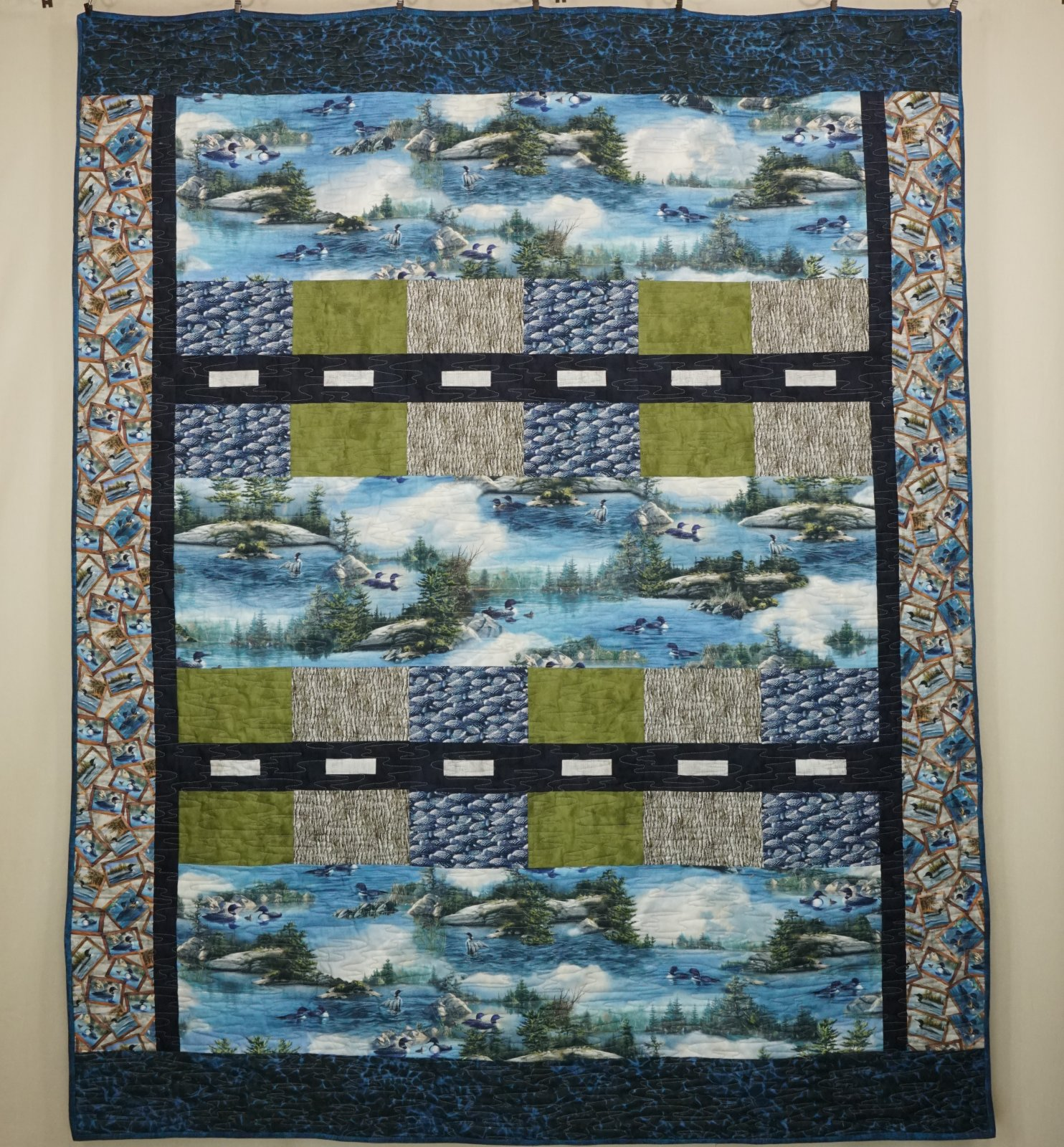 A La Carte Kit with Loon Collection