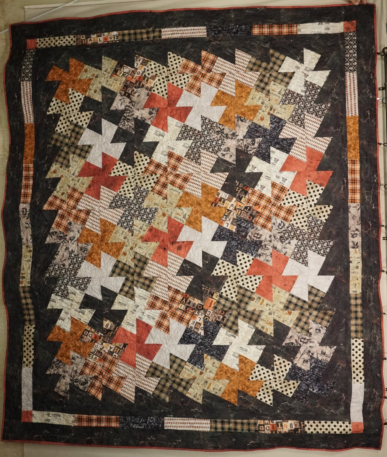 Twister Quilt Kit with Regions Beyond