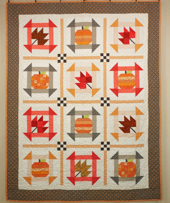 Fall Dash Quilt Kit