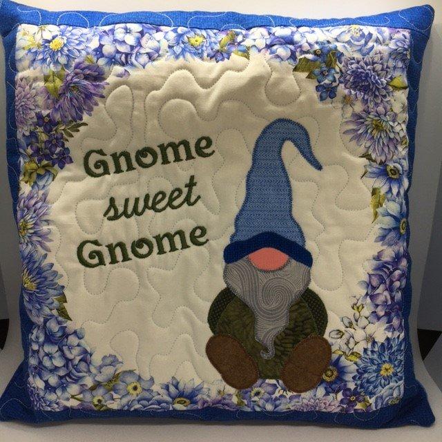 Garden Gnome Pillow Kit