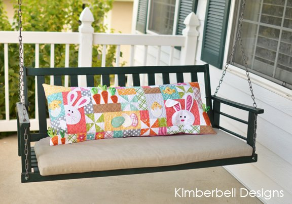 Hoppy Easter Bench Pillow Kit