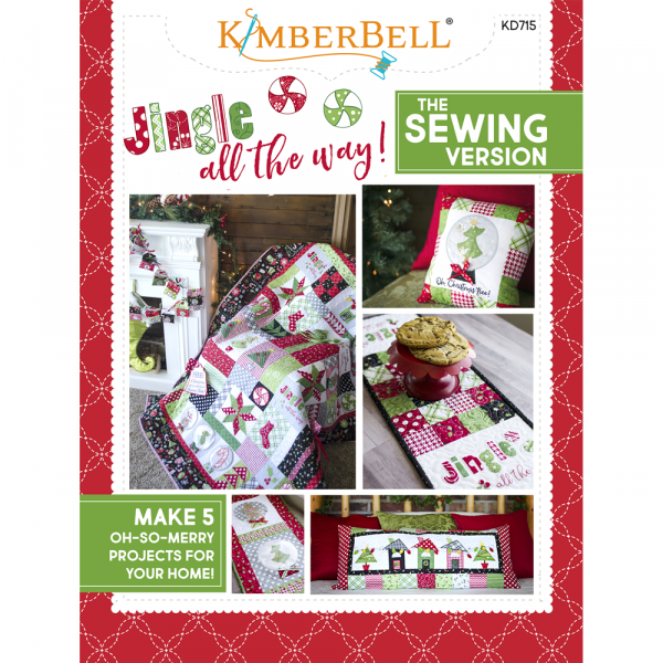 Jingle All the Way Sewing Version KD715