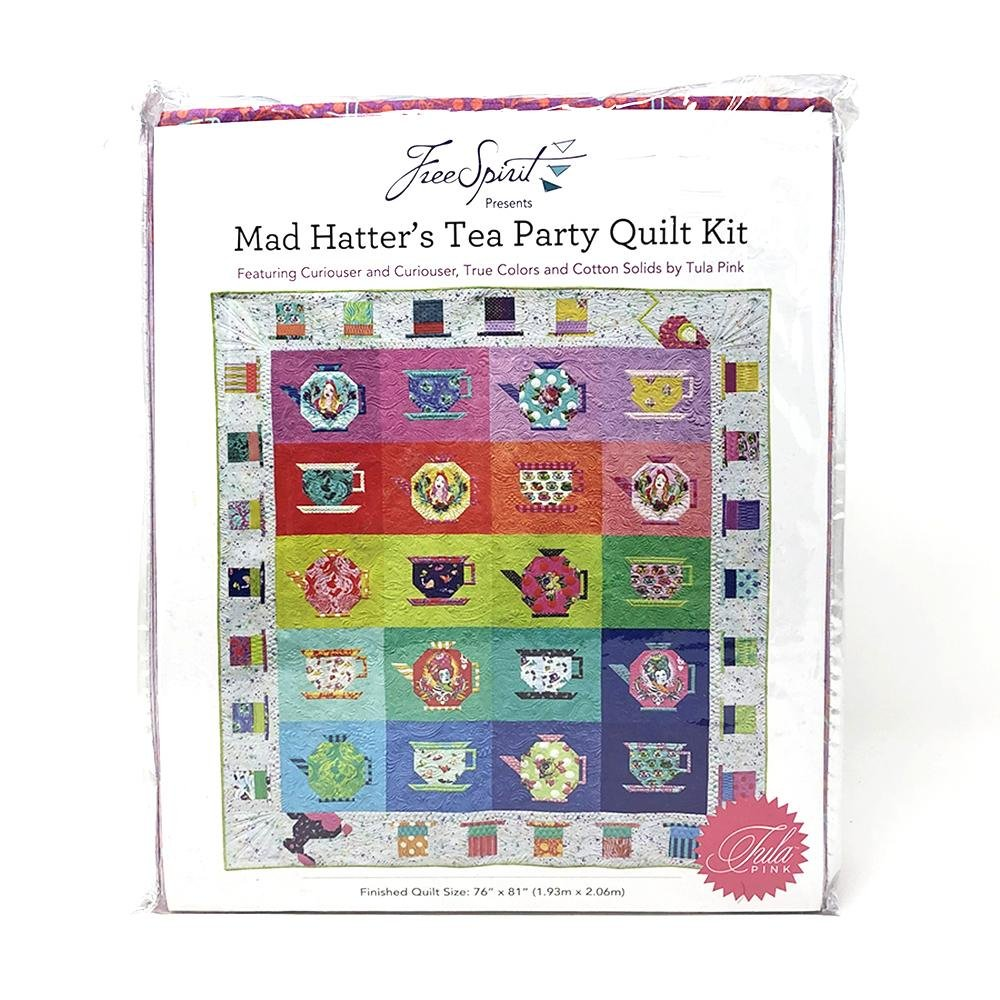 Mad Hatter Tea Party Kit with Curiouser & Curiouser